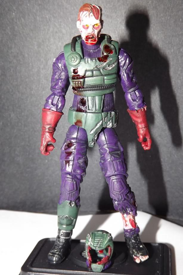 Zombie Toxo Viper V2