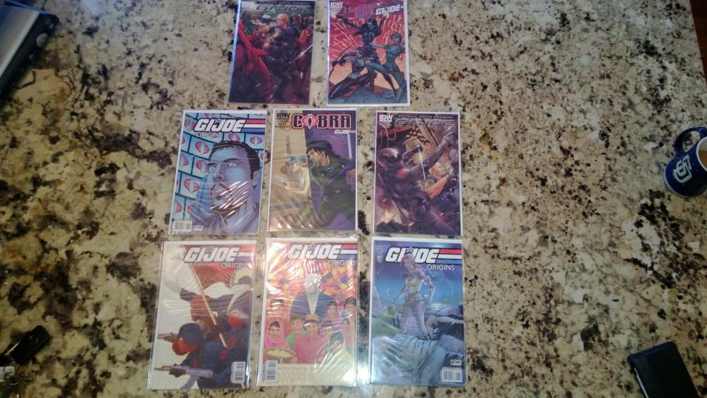 More Comic Books