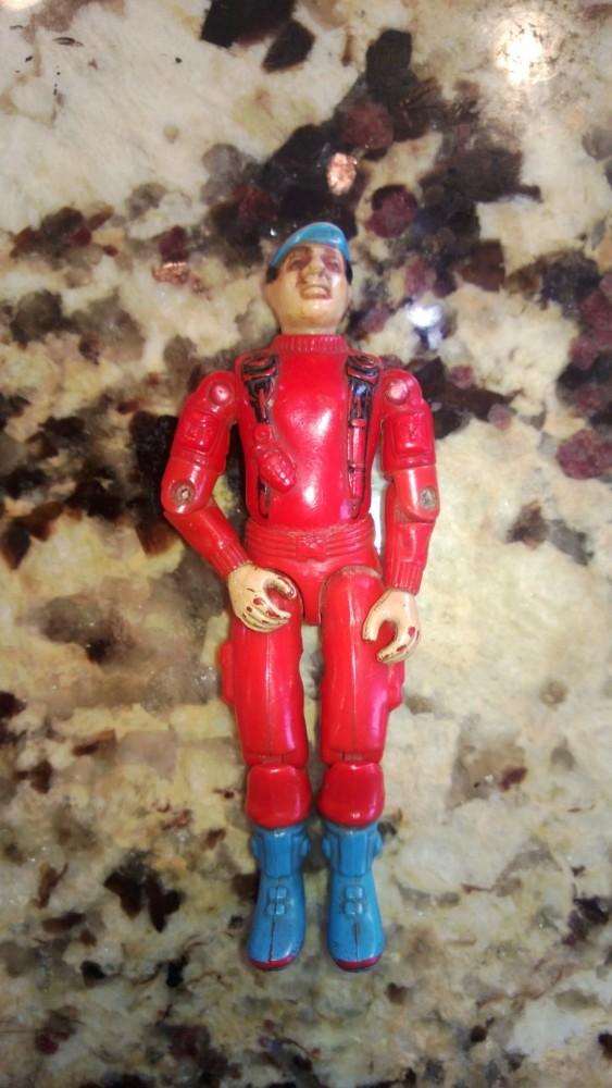 GI Joe Funskool Holy Grails: Red Stalker & Red Baroness!!!! (2/4)