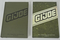 Limited Cover on left, regular edition right.