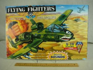 Flying Fighters A-10 Warthog Box Sample Print