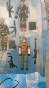 2003 Unreleased Tiger Force Outback