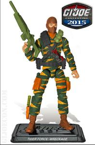 Tiger Force Convention Exclusive Wreckage