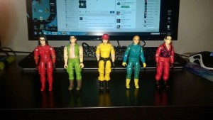 Funskool/Complan Commando Force Complete Set